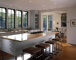 kitchen counter window. Kitchen: No Upper Cabinets Above Counter. Windows Counter, Can Lighting, Low Kitchen Counter Window O