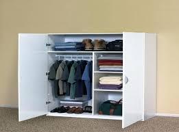 closet organizer small closetmaid kit 5 8 ft 1628 ideas