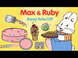 Small Picture Part 2 Play and Learn Food Max and Ruby Bunny Bake Off Top