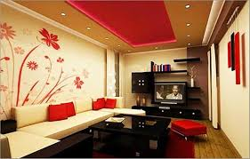Endearing Wall Paint Designs For Living Room Home Design Ideas Inspiration How To Paint A Living Room Plans