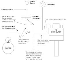 hei wire ignition wiring diagram hei wiring diagrams instruction hei wiring diagram at j squared