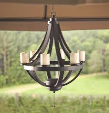 kitchen impressive outdoor chandeliers for gazebos 9 patio wall lights outside garden backyard lighting ideas chandelier