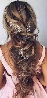 Svatební účes Pro Dlouhé Vlasy Wedding Hairstyle Hair Wedding