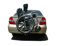 wheelchair lift for car. TriLift Mobility Carrier Scooter \u0026 Electric Wheelchair Vehicle Lift For Car