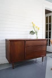 mid century modern furniture restoration. Our Refinished Bassett Mid-century Buffet! Complete! Mid Century Modern Furniture Restoration D