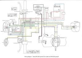 honda nc50 wiring diagram honda wiring diagrams