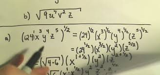how to simplify a radical expression including variables math wonderhowto