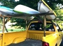 Kayak Rack For Truck How To Building Wooden Kayak Rack Truck ...