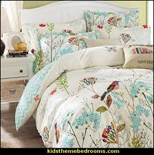 Bird Duvet Cover Set Birdcage Bedroom Ideas   Decorating With Birdcages    Bird Cage Theme Bedroom