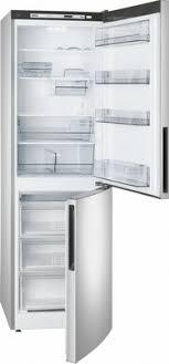 Двухкамерный холодильник <b>ATLANT</b> ХМ <b>4621-181 серебристый</b> ...