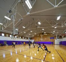 high school gym. Amite High School Gymnasium Renovation - Amite, Louisiana Gym I