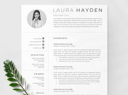 modern clean resume template clean resume template cv by resume templates on dribbble