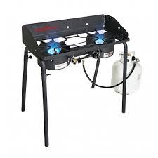 outdoorsman high pressure two burner stove