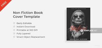 10 nonfiction book cover templates psd ai free premium templates