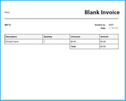 Electronic Invoice Template Stunning Electronic Invoice Template For Additional Invoices
