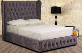 simple sweet dream bedding fantasy fabric bed frame from the sleep station and furniture company prospect