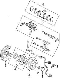 parts com® acura tl suspension components oem parts diagrams 2002 acura tl base v6 3 2 liter gas suspension components