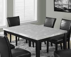 modern marble dining table in white color pros and cons chic white marble dining tables