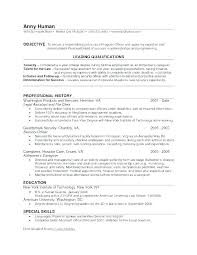 Army Resume Builder Impressive Free Resume Builder For Veterans And Electronic Resume Format