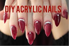astounding nail art designs also diy acrylic nail fill gel nails