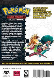 Manga Themes: Pokemon Black And White 2 Manga Volume 3
