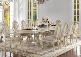 Antique White Dining Room Impressive Ideas