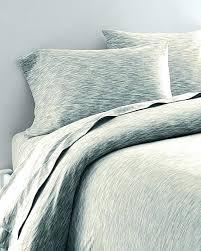 jersey knit comforter jersey knit comforter space dyed jersey knit bedding garnet hill main hero bed