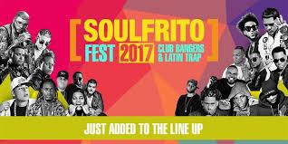 trap reggaeton flyer latin trap hip hop unite at upcoming soulfrito festival