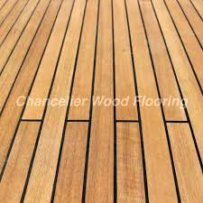 teak boat decking flooring wood for boats pontoon vinyl stylish