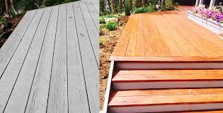 we provide deck refinishing and deck staining for the foothills and denver area including golden arvada lakewood littleton evergreen morrison and