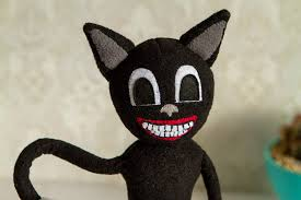 Felix the cat 100th anniversay funko pop by godofwarlover on. Amazon Com Cartoon Cat Plush Handmade Toy With Wire In Hands Cartoon Cat Toy Cartoon Cat Inspired Plushie Handmade