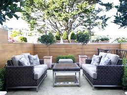 small space outdoor furniture. Modern Outdoor Furniture Small Space Designs E