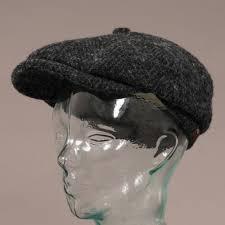 Wool Hatteras Cap Black