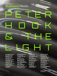 Peter Hook And The Light Union Transfer Peter Hook The Light Tickets Union Transfer