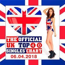 The Uk Top 40 Singles Chart Download Va The Official Uk Top 40 Singles Chart 06 April