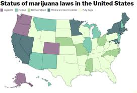 what states is it legal to smoke weed