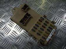 subaru fuses fuse boxes subaru forester 97 02 all models interior fuse box junction block 990506 breakin