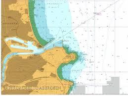 Sea Charts Scotland Aberdeen Harbour Marine Chart 1446_0 Nautical Charts App