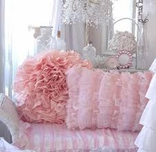 pink ruffle pillow. Perfect Ruffle SHABBY BEACH COTTAGE CHIC PEACH BAHAMA PINK RUFFLE PILLOW Pink I Usually  Hate Girly Pink Stuff But Love This Going All The Way Baby And Pink Ruffle Pillow W