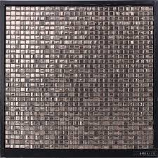 gm04 10 waterproof grey glass mosaic decorative backsplash tile