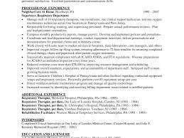 100 Respiratory Therapy Resume Resume Animal Cruelty Essay Conclusion