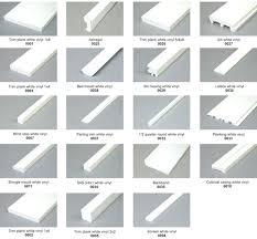 pvc door trim garage door plastic trim cute portrait stop white profile pvc door trim installation