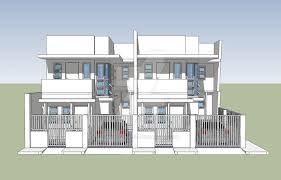 Townhouse Design-180sqm Lot B1 by imadeconcepts ...