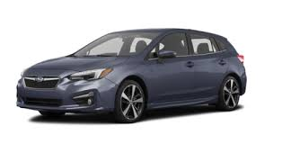 2018 subaru impreza 5 door. fine door carbide grey metallic  and 2018 subaru impreza 5 door