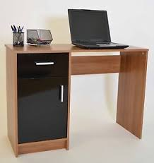 small writing table. Image Is Loading Small-Writing-Desk-Black-Gloss-Home-Office-PC- Small Writing Table G