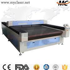 1600 3000mm co2 laser fiber leather cut laser cutting machine