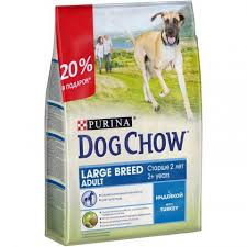 <b>Purina Dog</b> Chow Adult Large Breed <b>Сухой корм</b> для собак ...