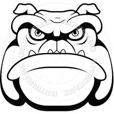 bulldog clipart black and white. Modren White Bulldog20clipart20black20and20white To Bulldog Clipart Black And White A