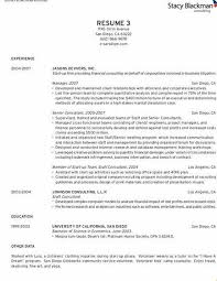 San Diego Resume Services New San Diego Resume Custom Resume