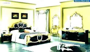 Black White And Gold Bedroom Ideas Decorating